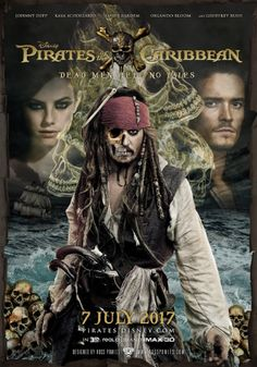 Sinopsis Film Pirates of The Caribbean 2017