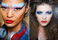 Love the eyes #makeup #eyes #haute #couture #fashionista