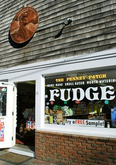 Travels with Nathaniel: More Places to Explore As You Discover Historic Provincetown - Penney Patch Candies