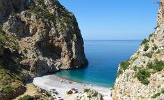 Vythouri beach, Evia, Greece