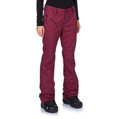 dbb893dfbc3 Volcom Pinto Snow Pants - Mulberry