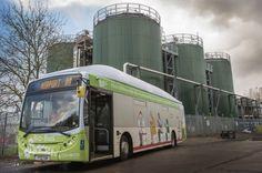 Human Poop-Powered Bus Hits UK Roads | IFLScience