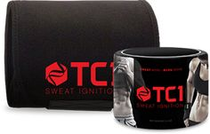 Topical Thermogenic applied to problem areas to make you Sweat More Burn More with Rub Gel on your arms, legs and stomach 20 minutes before you Wrap our Sweat Belt around your stomach to lo Sweat Workout, Post Workout, Workout Belt, Gym Workouts, Fitness Workout For Women, Mens Fitness, Thigh Wrap, Sweat Belt, Muscle Fatigue