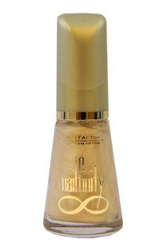 Oja Maxfactor Nailfinity Nail Polish - Golden Peach - House of Manicure Manicure, Nails, Marathon, Perfume Bottles, Nail Polish, Peach, Beauty, Nail Bar, Finger Nails