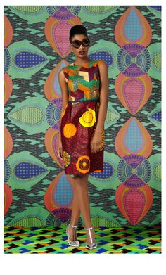 LOOKBOOK: Othelia by KLûK CGDT x Vlisco x Spree #SouthAfrica