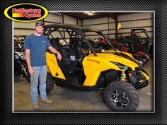 Thank you Jeffrey Orman Jr. from Petal MS for getting a 2017 Can-Am Maverick XC #canam