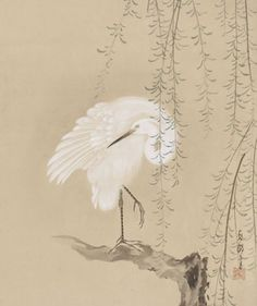 japanese art geese - Google Search