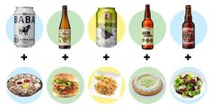 The Connoisseur's Way to Pair Food With Beer