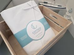 Our first #hypoallergenic #bedlinen #prototype has just arrived at #Aberdeen, #Scotland! We are looking forward to hearing your thoughts! Designed & Manufactured in #Poland <3 #design #antiallergy #startup #organic #cotton #cottico #femalefounders #branding #nautical #sailing