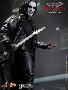 The Crow Eric Draven - The Crow Sixth Scale Figure by Hot To ...