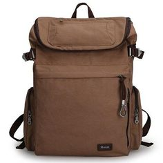 93cccc6f48d9 2017 New Muzee Brand Vintage backpack Large Capacity men Male Luggage bag  canvas travel bags Top quality travel duffle bag