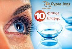ΕΙΔΙΚΗ ΤΙΜΗ!!! €26.90 για 5 Ζευγάρια (10 Μηνιαίους Μαλακούς Φακούς Επαφής) Fresh 30 Days ή Alpha Vision HD ή Essence ή Lens 55 HD για Διόρθωση Μυωπίας και Ξεγνοιάστε Οικονομικά για 5 Ολόκληρους Μήνες! Μην Παίζετε με τα Μάτια σας - Προσοχή στις Απομιμήσεις. Από το Κυπριακό Ηλεκτρονικό Κατάστημα Πώλησης Φακών Επαφής Cyprolens & Δωρεάν Παγκύπρια Αποστολή στο Πλησιέστερο ACS Courier της Περιοχής σας.