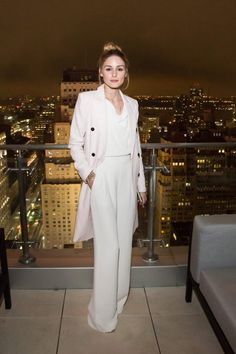 Olivia Palermo Solves the Problem of Summer Dressing in One Easy Piece Estilo Olivia Palermo, Olivia Palermo 2017, Olivia Palermo Lookbook, Celebrity Outfits, Celebrity Style, Looks Style, Style Me, Johannes Huebl, Mein Style