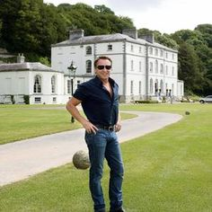 Michael Flatley's mansion robbed while Lord of the Dance star played with son - Independent.ie