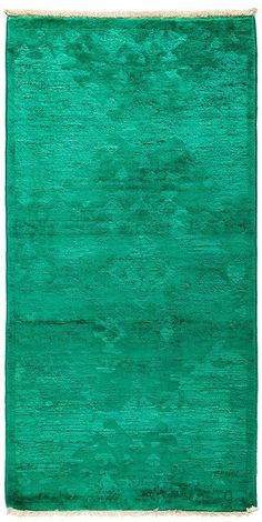 """Solo Rugs Vibrance Overdyed Area Rug, 2'7"""" x 5'2"""""""
