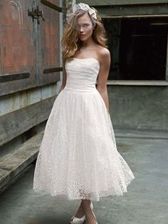 David's Bridal Wg3606 Wedding Dress $175