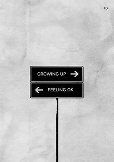 Faried Omarah Art - You cant grow up by being ok all the time Words Quotes, Art Quotes, Life Quotes, Inspirational Quotes, Sayings, Qoutes, Images Esthétiques, Black And White Aesthetic, Arabic Quotes