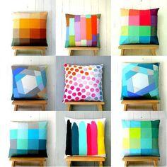 Cushions by Lamoppe