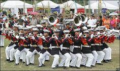 The Marine Drum & Bugle Corps