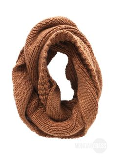 By The Fire Infinity Scarf