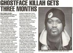 Ghostface Killah | Wu-Tang