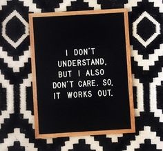Things that currently fall into this category: bitcoin, the keto diet, and vero. 🤷🏻♀️What's in your DU but DC category? // Letterboard from // Rug from // . Great Quotes, Quotes To Live By, Me Quotes, Funny Quotes, Inspirational Quotes, Attitude Quotes, Qoutes, Word Board, Quote Board