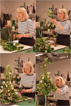Advanced Four Day Bridal Flowers Course at the Covent Garden Academy of Flowers | Flowerona