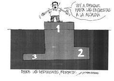 Desde los sedimentos reportó, Marcelo Chamorro.