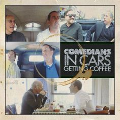 Comedians in Cars Getting Coffee.  This little show is a hilarious gem!  Watch it!