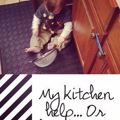 Kitchen help or hinderance