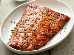 Ginger Soy Salmon - Que Rica Vida