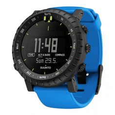 Suunto Core Blue Crush - Watches - Tactical Distributors- Tactical Gear