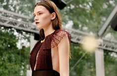 Burberry spring dress collection for girls 2015-16