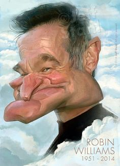 Celebrity Caricatures by Jeff Stahl