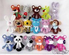 Talilla's toys - мастерская вязаной игрушки