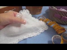 Embroidery - How to prepare a Drawn Fabric Embroidery Drawn Thread, Bobbin Lace, Youtube, Lace Shorts, Tatting, Sewing Projects, Textiles, Crafty, Embroidery