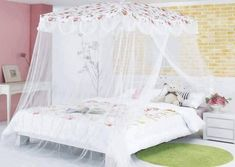 Wedding Bed, Swinging Chair, Teen Bedroom, Beautiful Bedrooms, Luxury Life, Bed Frame, Toddler Bed, Shabby Chic, House