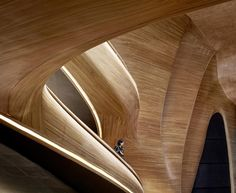 Architecture, Design & Photography Harbin Opera House by MAD Architects Harbin, Architecture Design, Amazing Architecture, Contemporary Architecture, Dezeen Architecture, Theater Architecture, Parametric Architecture, Landscape Architecture, Espace Design