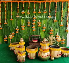 Decor by Krishna AP/ Telangana/ Karnataka/ Tamilnadu/ USA/Australia Wedding Stage Backdrop, Wedding Backdrop Design, Desi Wedding Decor, Wedding Hall Decorations, Wedding Stage Design, Diy Diwali Decorations, Marriage Decoration, Backdrop Decorations, Flower Decorations