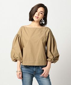 Desert Inspired Fashion - All About Japan Fashion, Fashion Kids, Desert Fashion, Blouse Styles, Blouse Designs, Diy Clothes, Clothes For Women, Fashion Details, Fashion Design