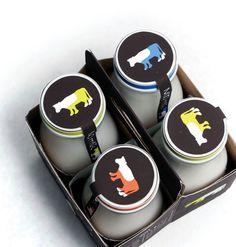 Milk #packagingdesign