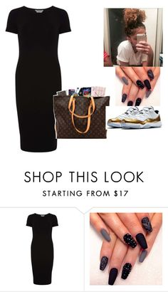 """Miness"" by ashantisowell on Polyvore featuring Dorothy Perkins"