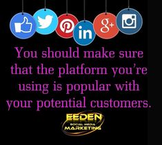 1. Use Platforms Popular With Your Audience 2. Create Valuable Content 3. Interact With Your Audience  Social media lets you reach new people by having conversations and giving them useful information. It's more effective and less expensive than using traditional ads like billboards or commercials.  Social is what we do!  Mail us today for a free estimate or quotation.  Mariska Van Eeden Info@eedenmarketing.com Mariska@eedenmarketing.com Www.eedenmarketing.com  #EedenSocialMediaMarketing