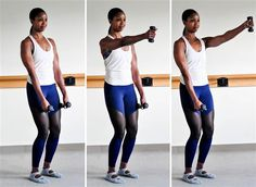 Tone Up Tuesday: Shoulder Walks