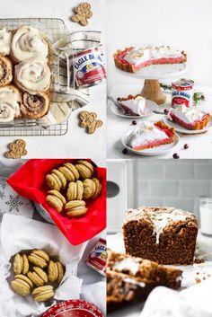 Christmas Food Gifts, Xmas Food, Christmas Cooking, Christmas Desserts, Christmas Christmas, Christmas Goodies, Fun Baking Recipes, Candy Recipes, Sweet Recipes