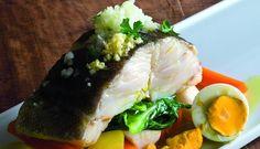 Bentos Culinárias: Bacalhau da Noruega com todos