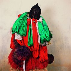 Phyllis Galembo West African Masquerade — DOP