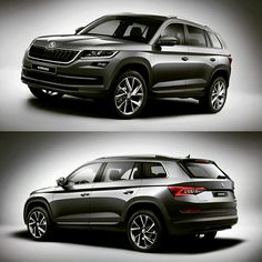 Skoda Kodiaq 2017 #RePin by AT Social Media Marketing - Pinterest Marketing Specialists ATSocialMedia.co.uk
