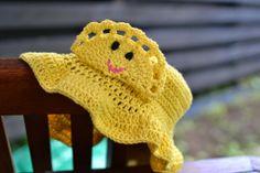 Aurinko armas. Satunnaisesti puikoilla - käsityöblogi. #virkkaus