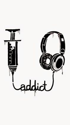 We are addicted to music, too!